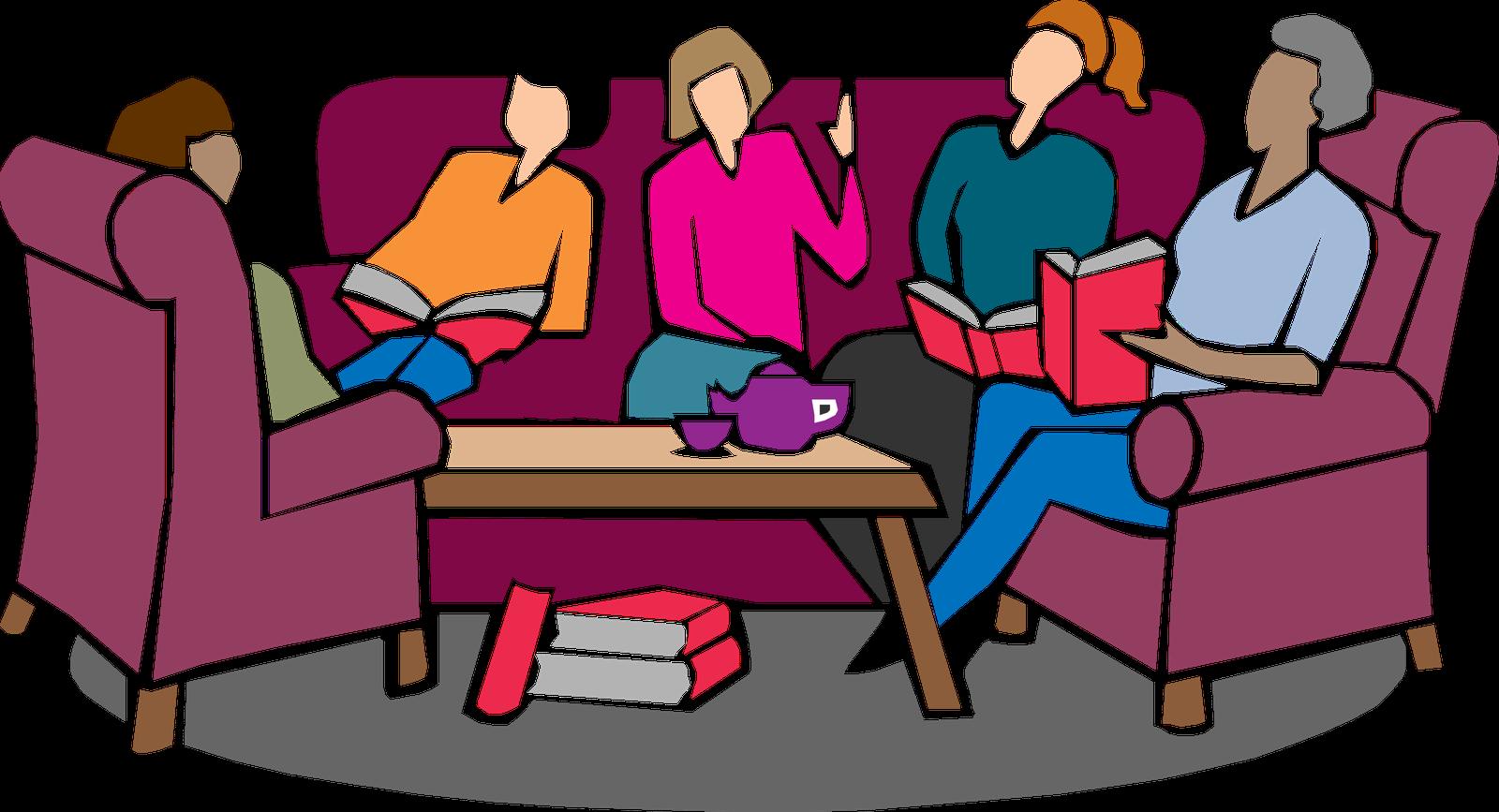 club de lecture bibliothèque de saillan