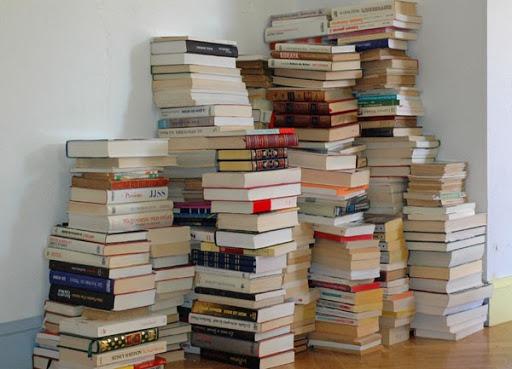 Grand déstockage de livres de la bibliothèque de Saillans